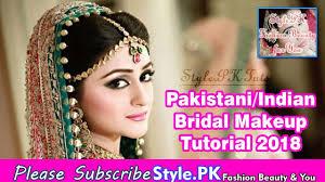 stani indian bridal makeup tutorial 2017 18 style pk tuts beauty