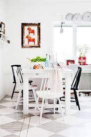 traditional scandinavian furniture. Dala Horses In A Scandinavian Dining Space Traditional Furniture R