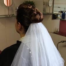 Svatební účes Se Závojemjpg Salon Slunečnice Třebestovice