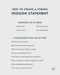 What Is Your Personal Mission Personal Mission Statement Template Template Business