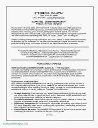 Sample Objectives For Resume Inspirational Resume Objectives