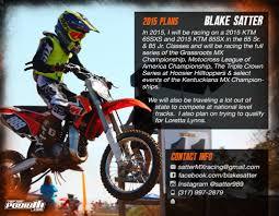 Beautiful Motocross Sponsor Resume Contemporary Simple Resume