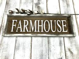 rustic farmhouse decor kitchen signs wood wall art home