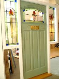 stained glass door inserts solid stain glass door inserts stained glass front door wood door with stained glass door