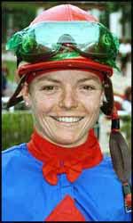 Female Jockeys.com--Zoe Cadman