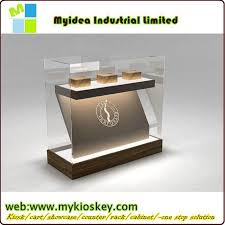 Baby Dress Display Stand Cool High End Display Stand For Underwear Shop Led Acrylic Lighted