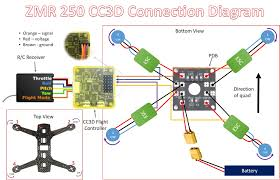 drone and fpv wiring diagram qav zmr 250 assembly build guide guides dronetrest zmr 250 connection jpg1943x1252 318 kb fpv wiring diagrams