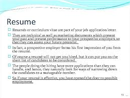 What Does Resume Mean New What Does Resume Mean For A Job Kenicandlecomfortzone