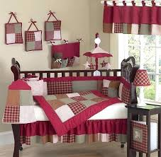cribs bedding set cabin designer western cowboy baby 9 piece crib set exclusive bedding mini crib