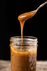 sugar free keto caramel sauce