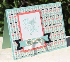 How To Make Thank You Cards Best 25 Handmade Thank You Cards Ideas On  Pinterest Card