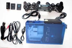 Máy PS2 FAT, HDD 500Gb, 2 Tay cầm HD version