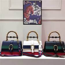 gucci new dionysus leather top handle bag 1