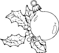 Kerst Kleurplaten Kerst Kleurplaten Kerstbal Tkleurplaat2