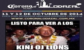 Los memes que dejó el Corona Capital | La Silla Rota via Relatably.com
