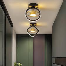 new modern led ceiling lamp corridor