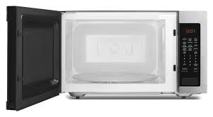 fix a microwave that won t stop running