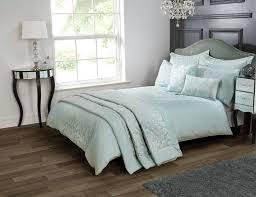 blue velvet comforter king