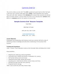 Cover Letter Chef Resume Chef Resume Points. Chef Resume Objective ...