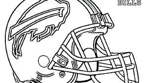 Broncos Coloring Pages Printable Coloring Image