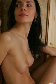 Brunette Teen Girl Naked By Fedorovhd