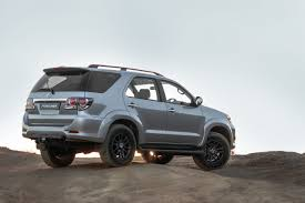 Toyota Fortuner 2016   Wallpapers9