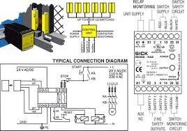 wiring a safety relay wiring diagram pilz safety relay wiring diagram jodebal