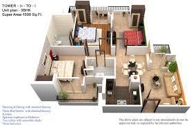 amazing 1000 sq ft house plans 3 bedroom kerala style 2 1500 jpg