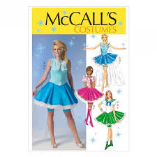 Mccalls Costume Patterns Stunning McCall 48 Sewing Patterns Misses' Costumes Sewcratic