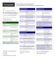 Personal Bash Tmux Cheat Sheet By Brennanmeadowcroft Download