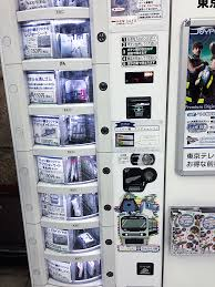 Name A Place Where You Would Find A Vending Machine Stunning Vending Machines In Japan Why So Japan