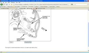chevy hhr exhaust manifold location wiring diagram for car temp sensor location 2010 chevy
