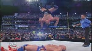 Image result for lesnar shooting star