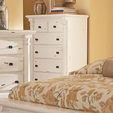 gramercy park chest aged white by progressive furniture