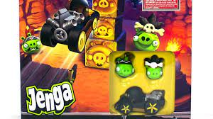 Angry Birds Go! Jenga Bombs Speed Kart Game – Видео Dailymotion