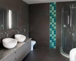 Bathroom Partition Walls Bathroom Men Bathroom Desiign With Black Tile Floor And Wall With