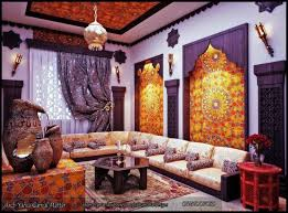 moroccan living room furniture. moroccan living room with mosaic wall patern furniture