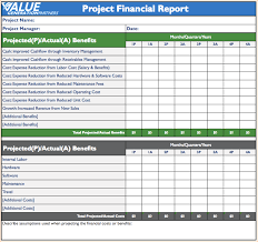 financial report template word annual financial report template word resourcesaver org