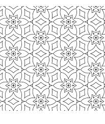 Free Coloringpainting Pages 2 Geometric Designs Printables