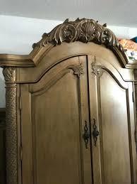 Ashley Silverglade Mansion Bedroom Set Furniture Coal Creek Queen 8 ...