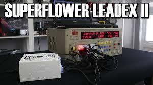 <b>Superflower</b> leadex Gold II 650W PSU Review & Load Testing ...
