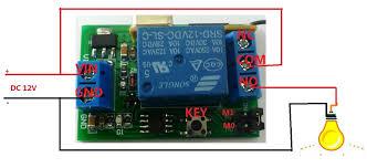key ev wireless remote control channel learning code wiring diagram 2
