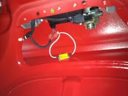 Installing Led License Plate Lights Led License Plate Bulb Install Audi A4 S4 Nicks Car Blog