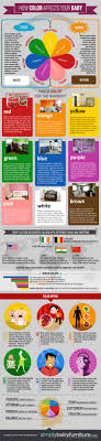 How Color Affects Your Baby's Mood Infographic