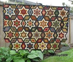 226 best Quilting || EPP images on Pinterest | Brown, Crocheting ... & Hexagon Star Quilt. This is so on my to do list. Adamdwight.com