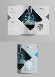 Beaufiful Single Fold Brochure Pictures Half Fold Brochure