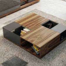 compartment coffee table move coffee table huppe diy compartment coffee table