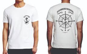Yacht T Shirt Designs Personable Masculine Nautical T Shirt Design For A Company