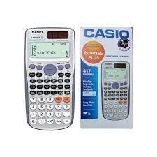 CASIO FX-991 ES PLUS FONKSİYONLU HESAP MAKİNESİ - Kırtasiye AVM İstoç Ofis  ve Okul Kırtasiye malzemeleri