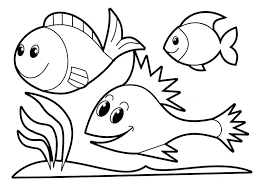 Free Fish Coloring Pages Printable Fish Pictures To Color Fish